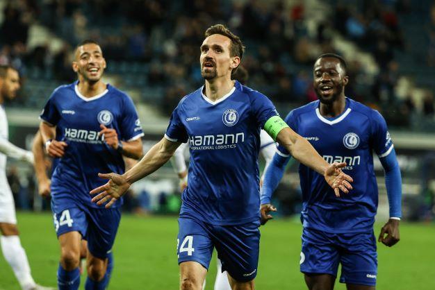 FK Partizanvs KAA Gent
