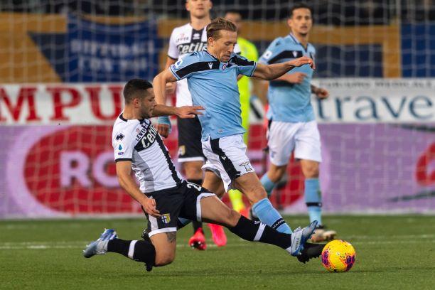 Lazio vs Parma (Coppa)