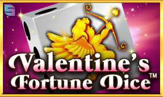 Spinomenal - Valentine's Fortune Dice