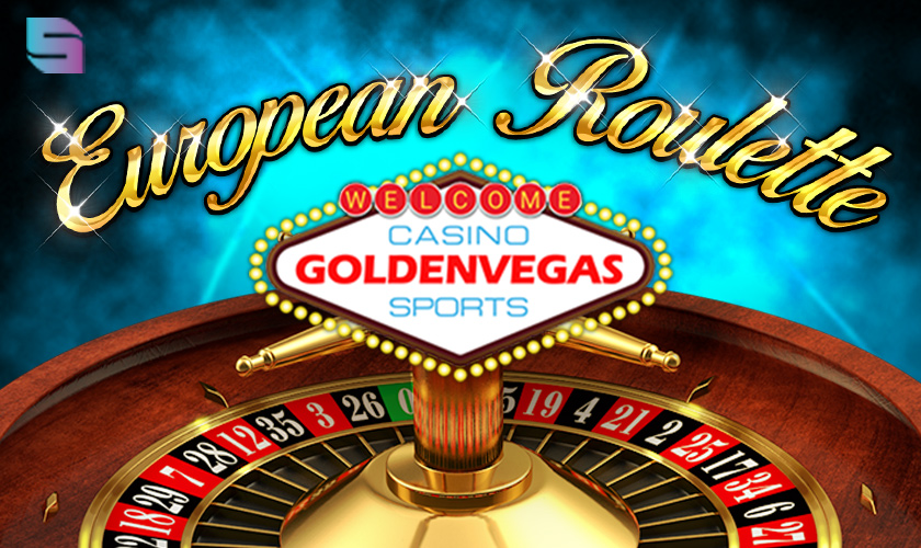 Spinomenal - Golden Vegas Roulette