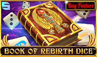 Spinomenal - Book of Rebirth Dice
