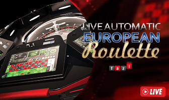 Fazi - Live European Roulette