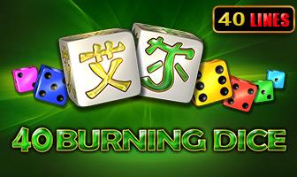 EGT - 40 Burning Dice