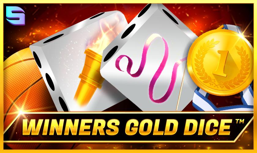 Spinomenal - Winners Gold Dice